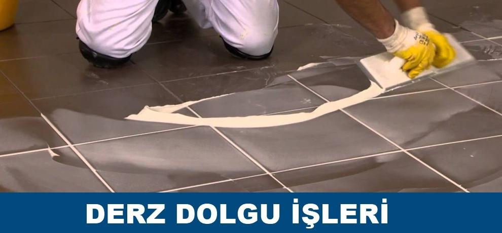 Ankara derz dolgu ustası